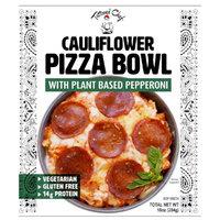 Tattooed Chef Cauliflower Pizza Bowl