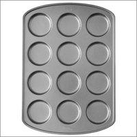 Wilton Perfect Results Premium Non-Stick Bakeware Muffin Top Baking Pan