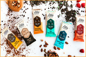 Atlas Protein Bars: An HG Obsession!