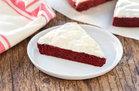 Hungry Girl's Healthy Flourless Red Velvet Cake Recipe