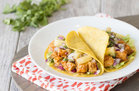 Hungry Girl's Healthy Hawaiian BBQ Chicken Tacos Recipe