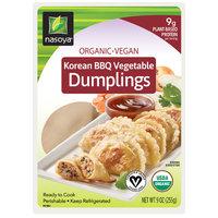Nasoya Organic Vegan Korean BBQ Vegetable Dumplings