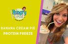Banana Cream Pie Protein Freeze