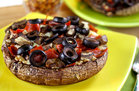 Hungry Girl's Healthy Pizza-bellas Recipe