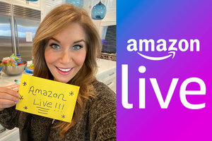 Follow Us on Amazon Live for a Chance to Win HG Swag!