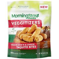 MorningStar Farms Veggitizers Veggie Chik'n & Cheeze Taquito Bites