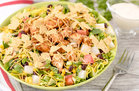Hungry Girl's Healthy Top of the Chops BBQ Chicken Salad Recipe