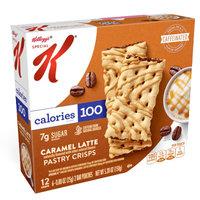 Special K Caramel Latte Pastry Crisps