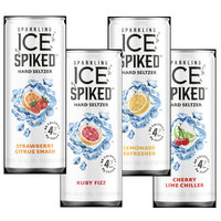 Sparkling Ice Spiked Hard Seltzer