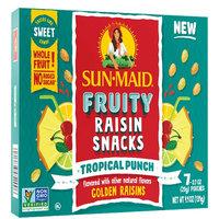 Sun-Maid Fruity Raisins in Fruit Punch & Peach