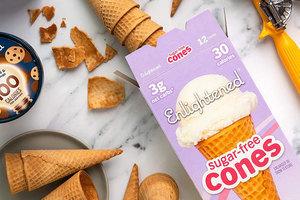 Enlightened Sugar-Free Cones