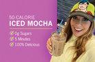 Hungry Girl's Healthy Ice-olation Mocha Recipe