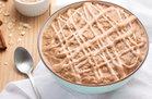 Hungry Girl's Healthy Cinnamon Roll Growing Oatmeal Recipe