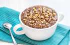 Hungry Girl's Healthy Brownie Batter Oatmeal Recipe