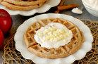 Hungry Girl's Healthy OMG Apple Pie Waffles Recipe