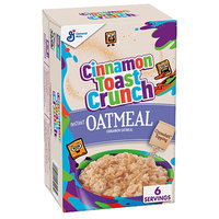 General Mills Cereal Inspired Oatmeal