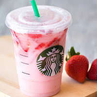 4 Things To Know About Starbucks Pink Drink Ingredients Calories