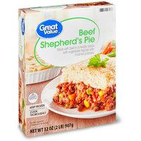 Great Value Beef Shepherd's Pie