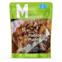 Minute Mushrooms Sautéed Portabella Mushrooms
