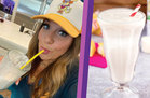 Hungry Girl's Healthy Twinkie Protein Freeze Recipe