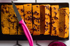 Hungry Girl's Healthy Chocolate Chip Pumpkin Bread Recipe