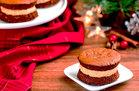 Hungry Girl's Healthy Pumpkin Gingerbread Whoopie Pies Recipe
