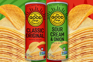 The Good Crisp Company Potato Crisps