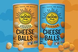 The Good Crisp Company Cheese Balls