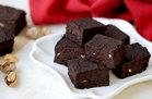 Hungry Girl's Healthy 5-Ingredient PB Midnight Fudge Bites Recipe
