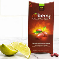 mberryMiracle Fruit Tablets
