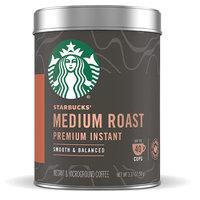 Starbucks Premium Instant & Microground Coffee