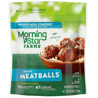 MorningStar Farms Veggie Meatballs