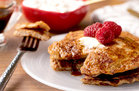 Hungry Girl's Healthy Perfect Protein Pancakes Recipe