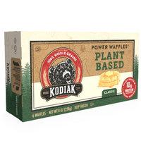 Kodiak Cakes Plant Based Classic Power Waffles