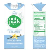 Nutpods Almond + Coconut Creamer in French Vanilla