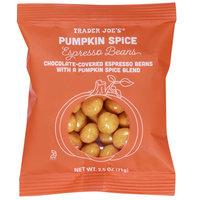 Trader Joe's Pumpkin Spice Espresso Beans