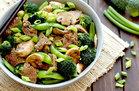 Hungry Girl's Healthy Chop-Chop Beef Stir-Fry Recipe
