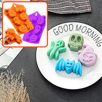 Dymals Halloween Party Candy Molds