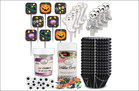 HeroFiber Halloween Cupcake Supplies for 48