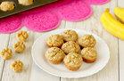 PB-Nana Mini Ruffin' Muffins