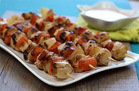 Summer-Perfect Grill Recipes: Naked Buffalo Chicken Kebabs