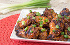Summer-Perfect Grill Recipes: Sriracha Teriyaki Wings