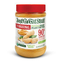 Just Great Stuff Powdered Organic Peanut Butter