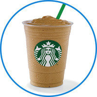 Starbucks Drinks with 100 Cals or Less: Coffee Light Frappuccino Blended Coffee