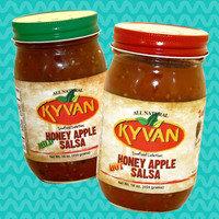 Worth Ordering Online: KYVAN Honey Apple Salsa