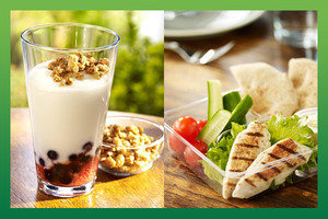 Starbucks: Healthiest Grab & Go Picks