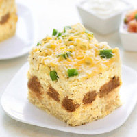 Make-Ahead Breakfast: Slow-Cooker Breakfast Casserole