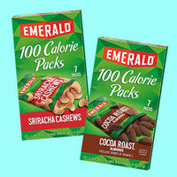 Healthy On-the-Go Snacks: Emerald 100 Calorie Nuts