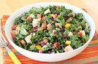 Southwest Chicken Kale Salad
