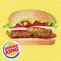 HG's Drive-Thru Meals Under 350 Calories: Burger King Morningstar Veggie Burger without Mayo